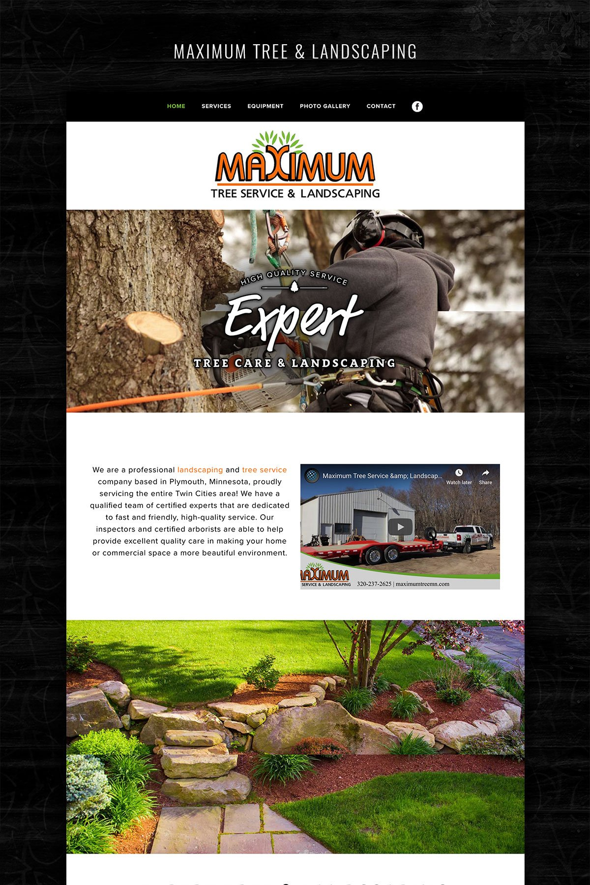 website design mn