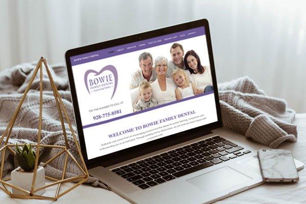 responsive website design arizona