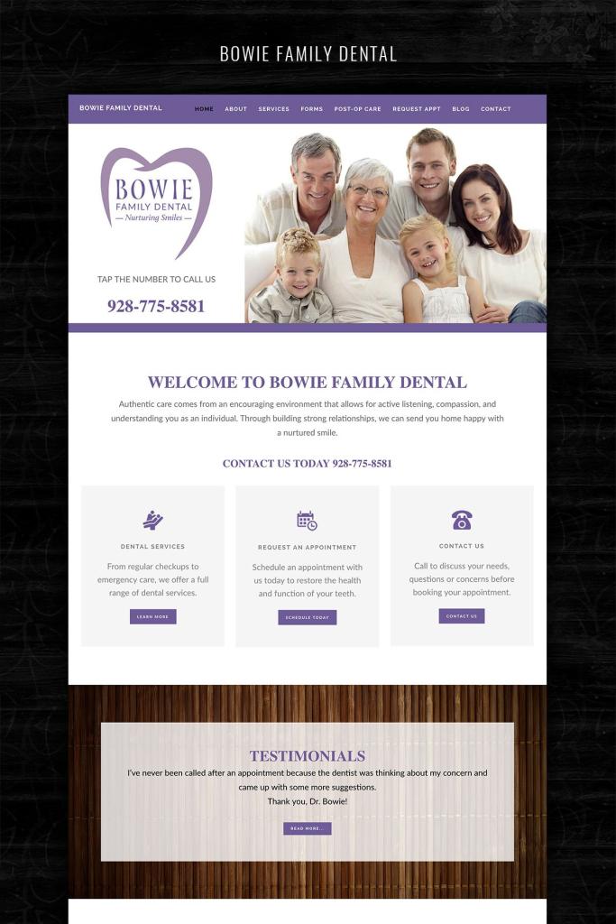 website design prescott valley az from branding and design portfolio