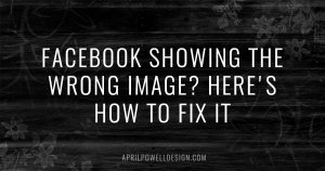 Facebook Showing the Wrong Image? Here's How to Fix It