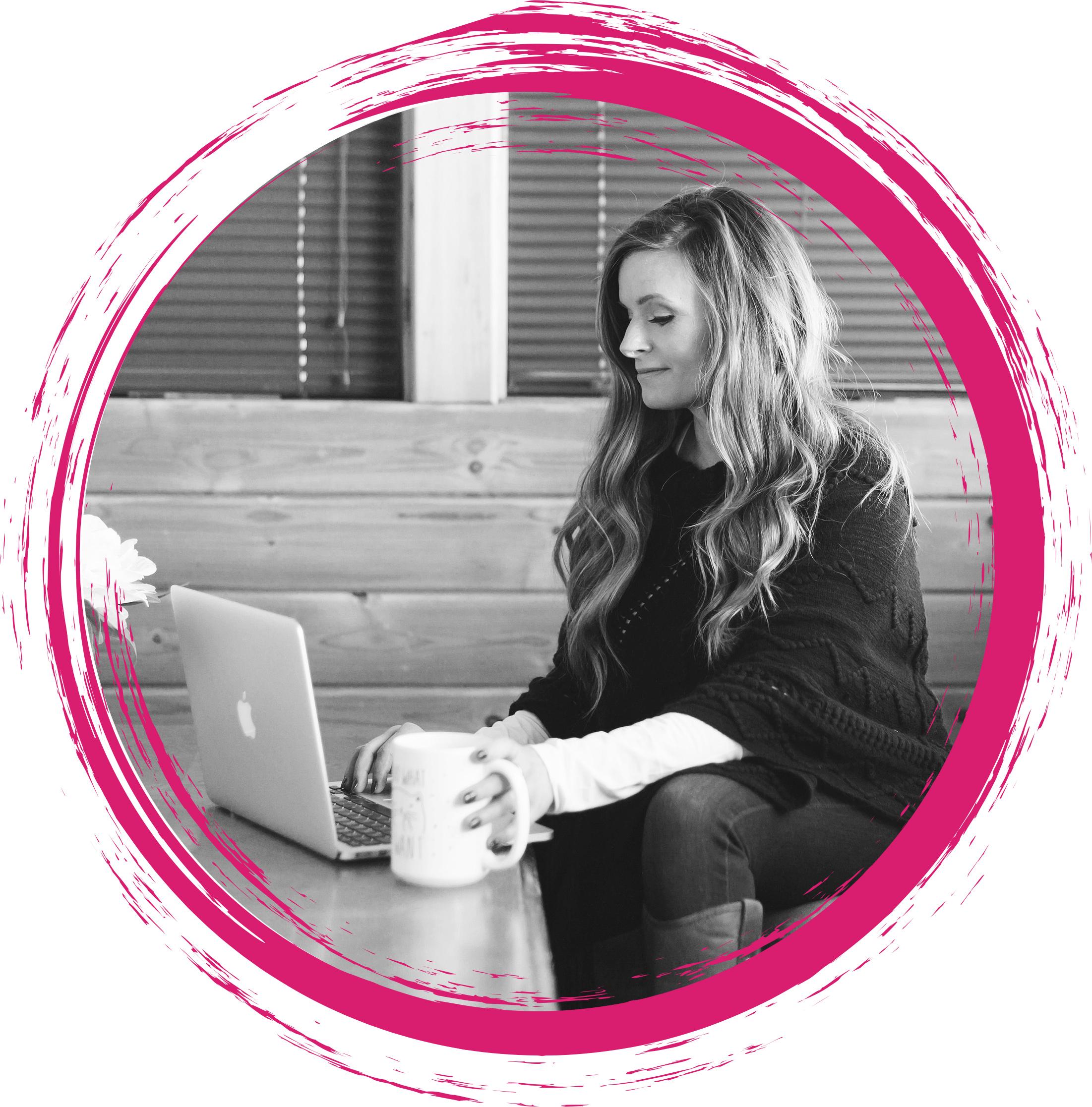 April Powell – Brand Strategist + Website Designer